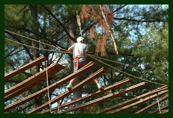 HIgh Ropes Adventure Course